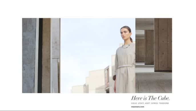 - S'MAX MARA FALL WINTER 2012 FILM DIRECTION BY MAX FARAGO